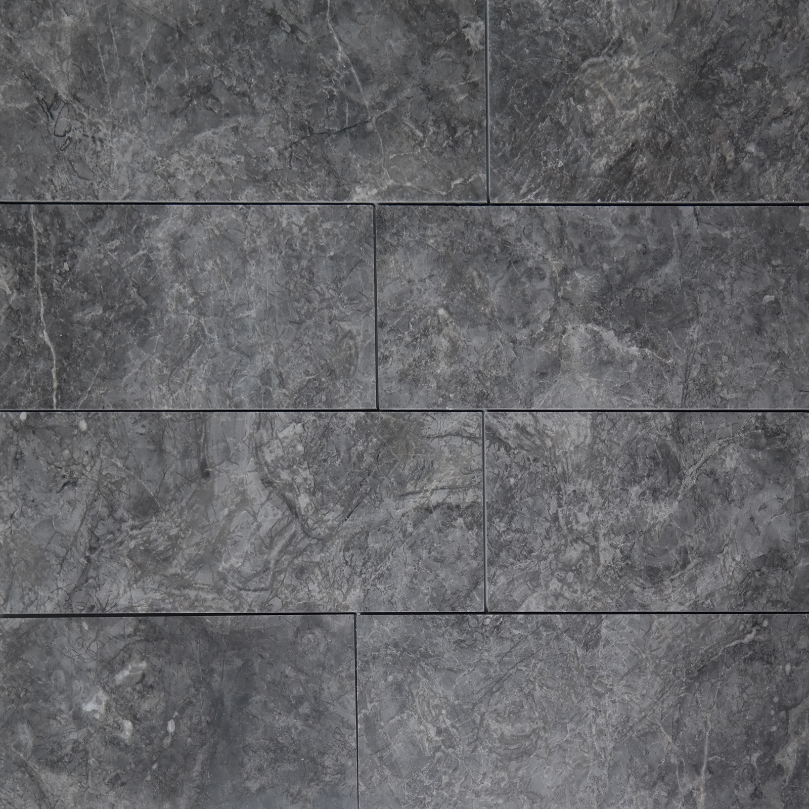 Grey marble floor tile