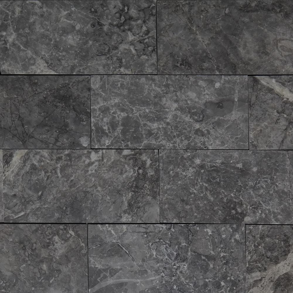 3 X 6 Subway Tile Grey Stone