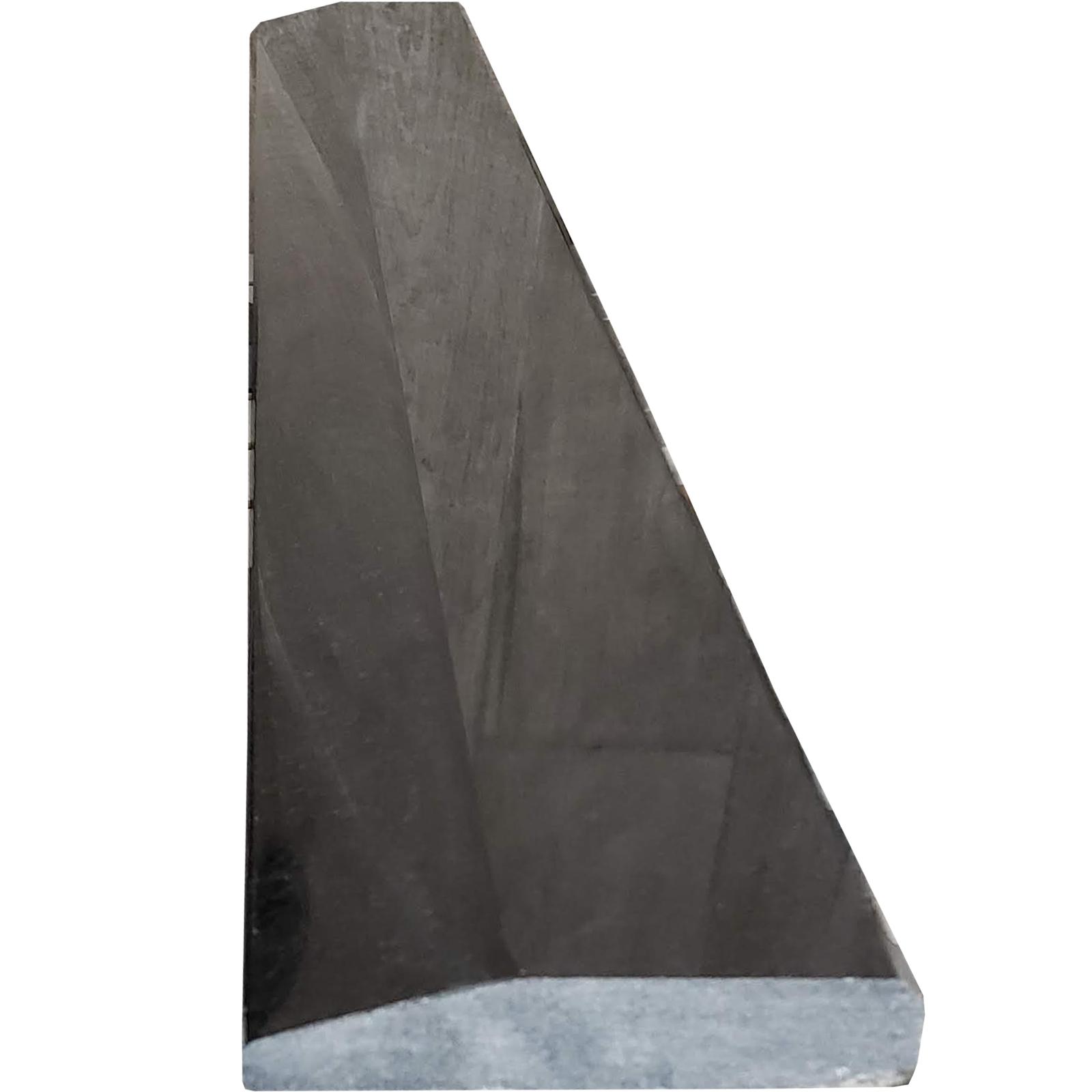 4 X 36 Hollywood Saddle Black Threshold