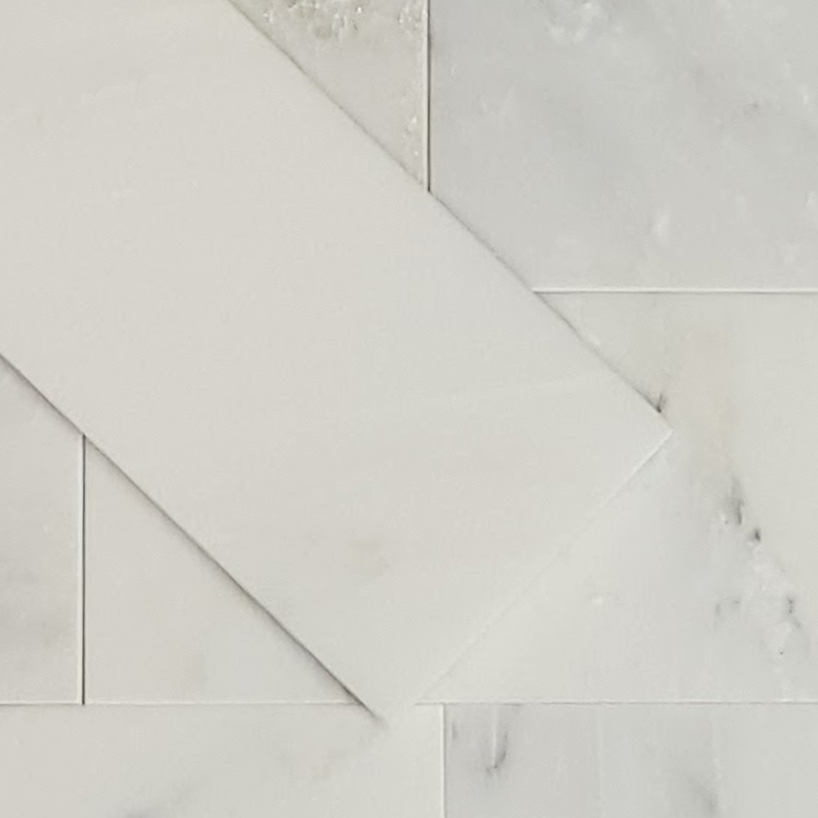 12 X 24 Tile Honed Asian Carrara Marble