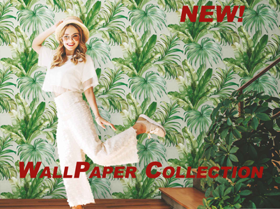 Wallpaper Collectin by Whole Tiles