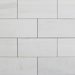 3 x 6 Tile Dolomite Marble Polished