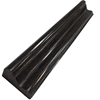 Crown Molding 2 x 12 Tile Absolute Black Granite - ABS37928