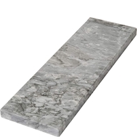 Stone Niche Light Grey Marble DIY Tile