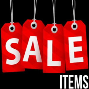 Sale Clearance Items
