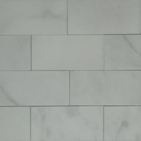 3 x 6 Tile White Marble Polished 3-x-6-Tile-White-Marble-Polished