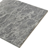 12 x 12 Tile White Grey Marble Polished