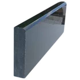 Stone Baseboard Absolute Black Granite