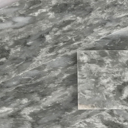 4 x 12 Tile Light Grey Marble Polished