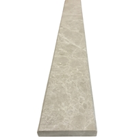 6 x 36 Saddle Threshold Botticino Beige Marble Stone