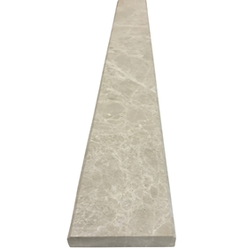 6 x 32 Saddle Threshold Botticino Beige Marble Stone