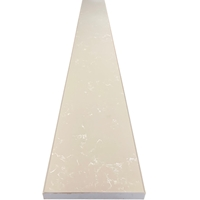 6 x 60 Saddle Threshold Bottichino Beige Quartz