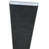 6 x 36 Saddle Threshold Absolute Black Granite Stone - ABWG6X36
