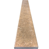 6 x 36 Saddle Threshold Cafe Noche Travertine Stone