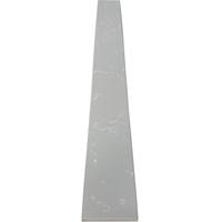 4 x 24 Saddle Threshold Sky Grey Quartz