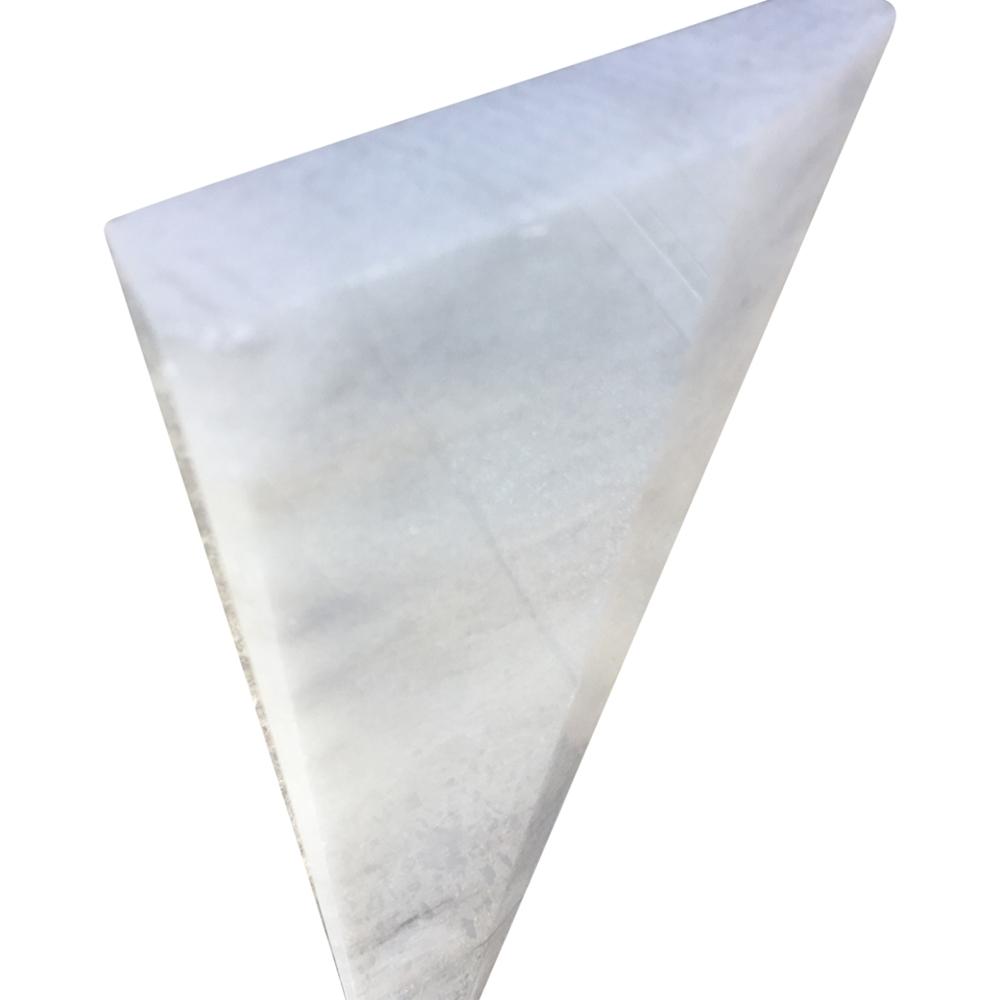 4 X 36 Threshold Hollywood White Marble