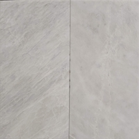 12 x 24 Tile Whole Blanc Carrara Marble Polished