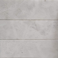 4 x 12 Tile Whole Blanc Carrara Marble Polished